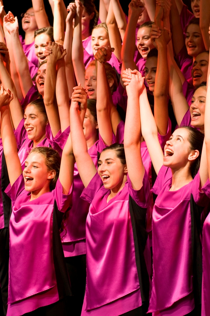 aust girls choir image